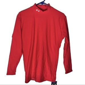 UNDER ARMOUR cold gear compression base layer NWT